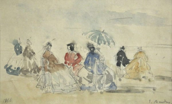 eugene boudin paintings