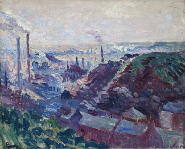 maximilien luce paintings