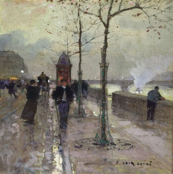 luigi loir paintings